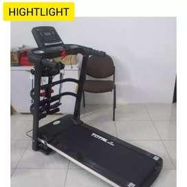 treadmill elektrik TL-607 electric K-166 yogyakarta