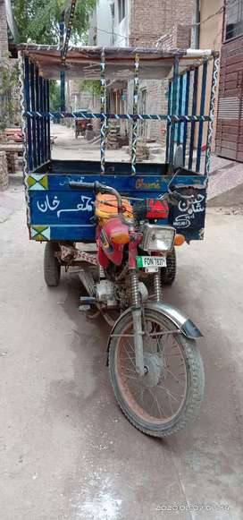 Loader Rikshaw Urgent Sale Need Money
