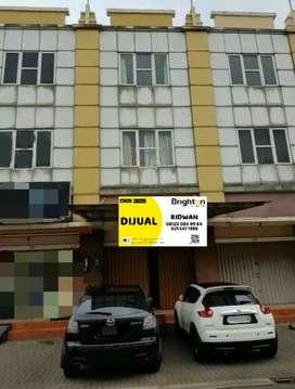 Dijual Ruko 3 Lantai 3M (nego)di Gokden Boulevard BSD Serpong