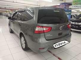 Nissan Grand Livina 1.5 SV Manual MT 2014 Grey / Abu abu DP Rendah