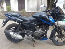 ONLY 8 MONTH OLD BAJAJ PULSAR 150 TWIN DISK