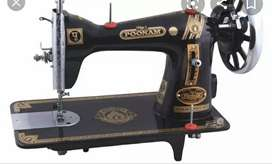 Sewing Machine, Pico, Fall, Zig Zag, Embroidery Machine