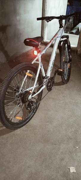 New bicycle HRX Mountain
