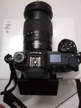 NikonZ6 for sale