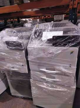 Commercial Color Photocopier with printer and scanner