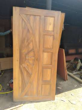 Designer doors available | waterproof | teak wood