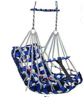 Cotton hanging swing kids