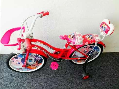 Sepeda Mini Princess Kuda Pony NI85 Terbagus 0