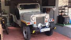 Mahindra Jeep 1982