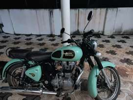 Good condition Bullet Classic 350 for sale