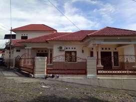 Jual Rumah Permanen 2 Lantai di Manado akses kemana-mana gampang