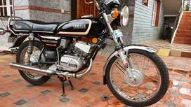 Yamaha rx 135 fully restored and family maintenance