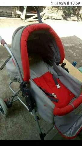 Kereta bayi bekas masi agak baru
