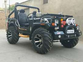 Full Modified Jeep for sale in India