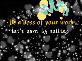 Online selling or promotion of products in india