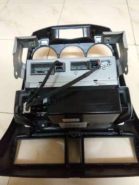 Honda City Ivtech 2013 model- music system, centre console