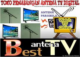 Call Center Antena TV : Tukang Terima Pasang Baru Antena TV Digital