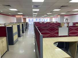 Fully Furnished Office Space(Plug & Play)