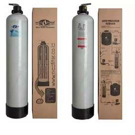 Nico filter air, bergaransi 1 tahun mengatasi air keruh jd jernih