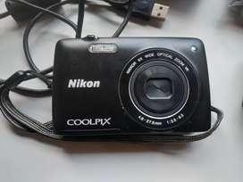 Kamera Nikon Coolpix S4300