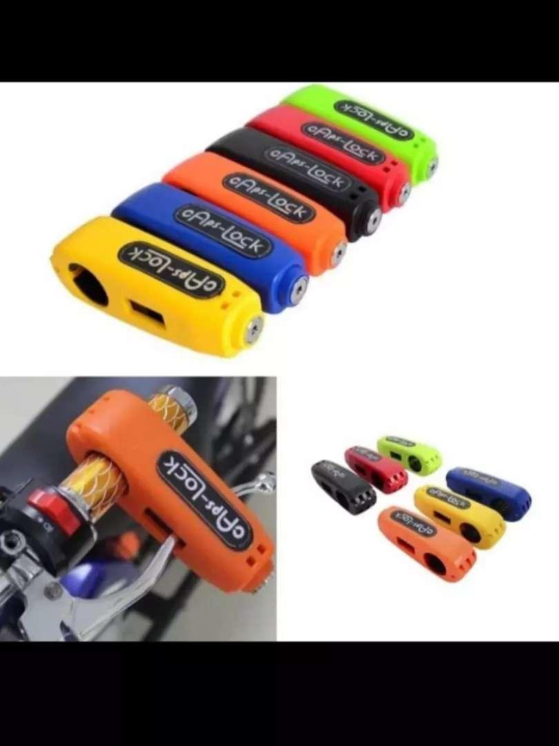 Griplock kunci keamanan motor 0