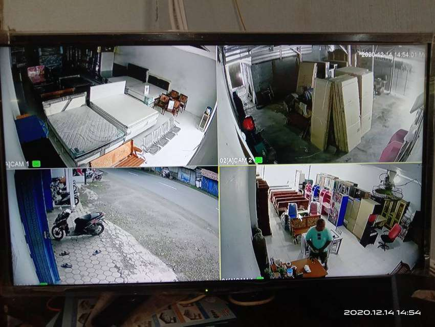 cctv murah meriah spc 2mp 0