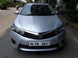 Toyota Corolla Altis 1.8 J, 2014, Diesel