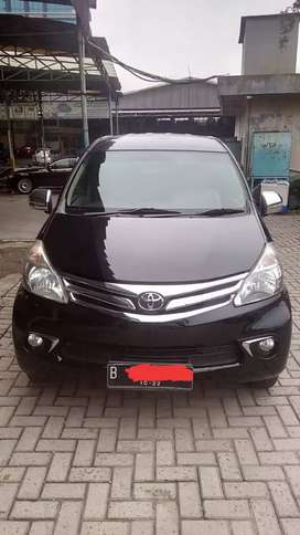 Toyota avanza tipe G 2012 MT