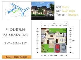 SEYEGAN Rumah Modern 60/125 475 JT