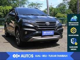 [OLX Autos] Toyota Rush 1.5 S A/T 2019 Hitam