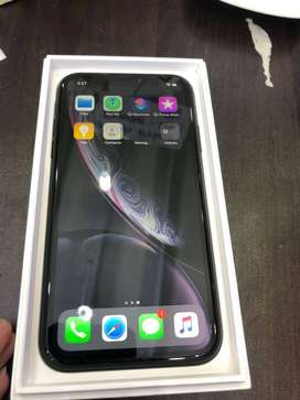 latest model of i phone XR available with full cod shipment  new seale