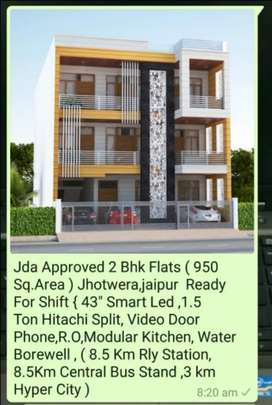 New flat ground + Two floor 2 Bhk  total 6 flat