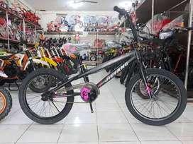 Sepeda BMX 20 inch Jieyang X-man 2.50