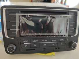 Original , not used even once ,Volkswagen audio system