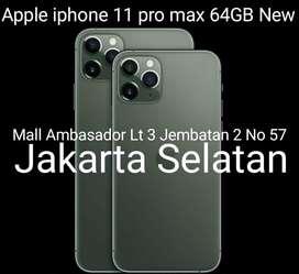 Credit Tanpa CC - iPhone 11 Pro Max -64GB New Grenpell