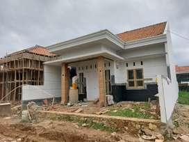 Rumah mewah dekat pinggir jalan raya rajabasa bandar Lampung