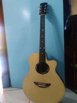 Gitar Akustik Elektrik