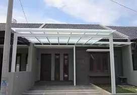 Kanopy atap kaca,,,sanblas