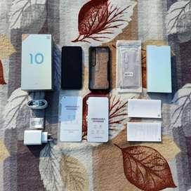 Xiaomi Mi 10 - Mi10   Twillight Grey   Resmi   Bonus