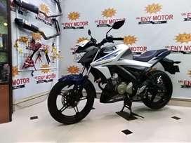 Yamaha V-Ixion R thn 2017 pmk 2018 Siaap Pakai - Eny Motor
