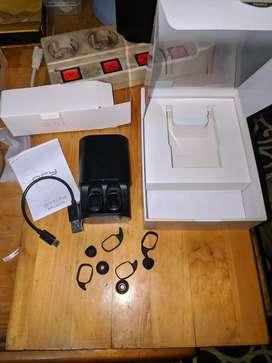 QCY T1 Pro headset wireless bluetooth second fungsi normal fullsett