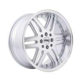 jual velg hsr Ring-17x85-H8x100-1143-ET38-Silver-Machine-Face-Lip