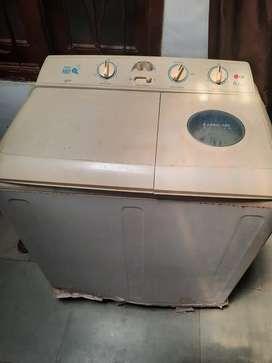 LG washing machine 6.5 l