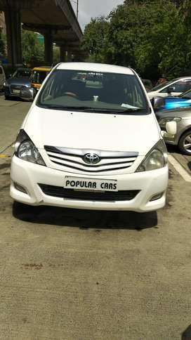 Toyota Innova 2.5 G (Diesel) 8 Seater, 2010, Diesel