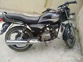 New bike buy