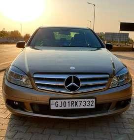 Mercedes-Benz C-Class 220 CDI Elegance Automatic, 2011, Diesel