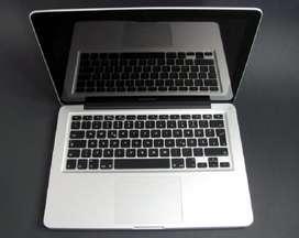 Apple macbook cor i5 2nd gen 8 gb ram 500 GB hdd in 25999 Only
