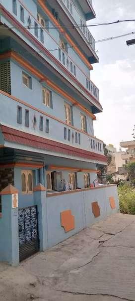 It is 4 floor bulding total 10 houses for 1 bhk