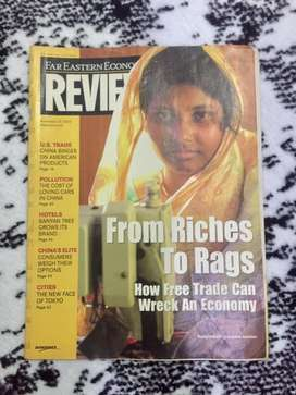 Majalah Far Eastern Review 2003