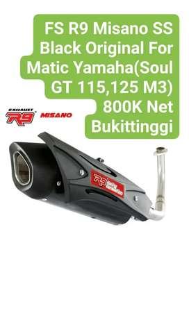 R9 Misano Matic